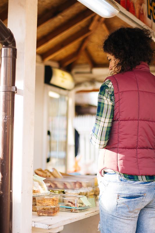 Любимата ни сергия за храна на фермерския пазар