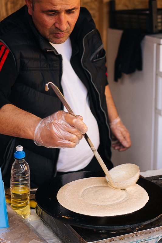 Ахмед и неговите веган палачинки